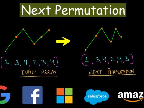Next Permutation | Leetcode #31
